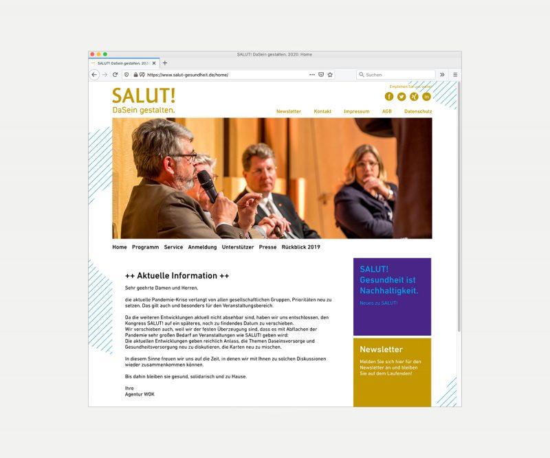 Website »www.salut-gesundheit.de«